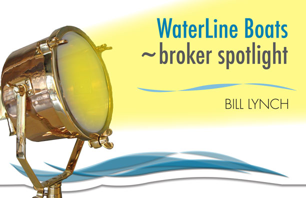 Waterline Boats welcomes our newest broker Bill Lynch to the crew. Covering Lower Puget Sound for Waterline Boats / Boatshed Tacoma