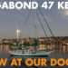 Vagabond 47 Ketch – Now At Waterline Boats Display Docks!