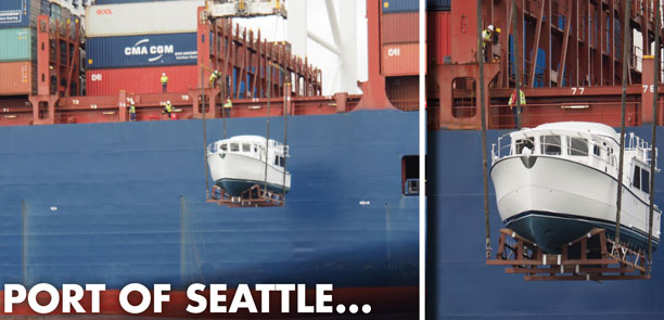 Waterline Boats Seattle - yachts, boats, trawlers for sale