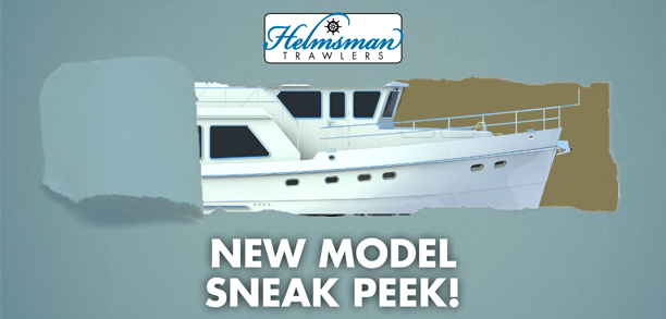 Introducing Helmsman Trawlers 46 Expedition Pilothouse