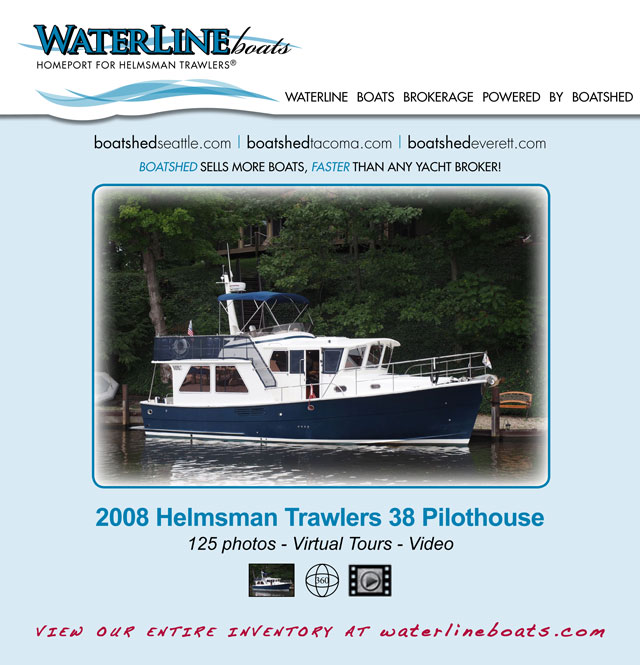 Helmsman Trawlers Archives - Waterline Boats