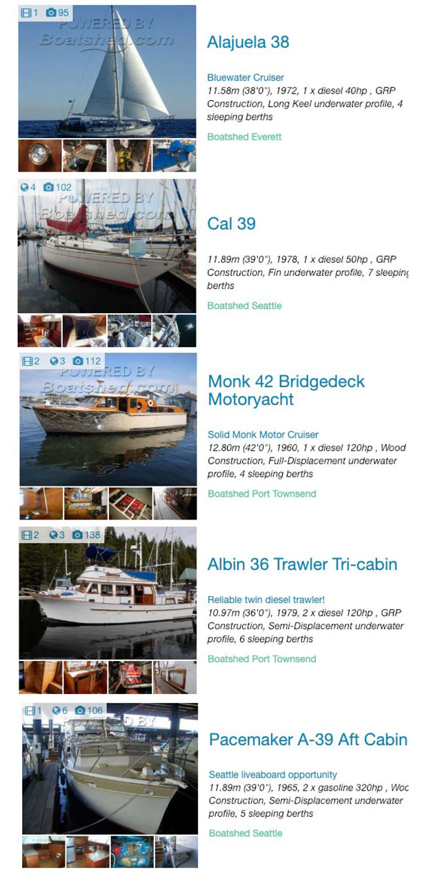 Boatbid A Unique Online Boat Auction Waterline Boats