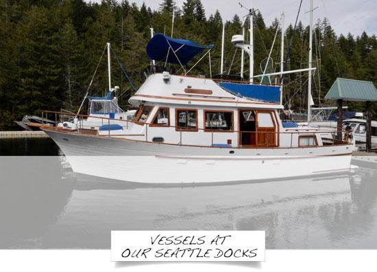 Seattle Yacht Sales | Seattle New & Used Yacht Brokerage